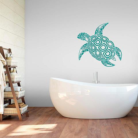 Wall-Art Wandtattoo »Schildkröte«