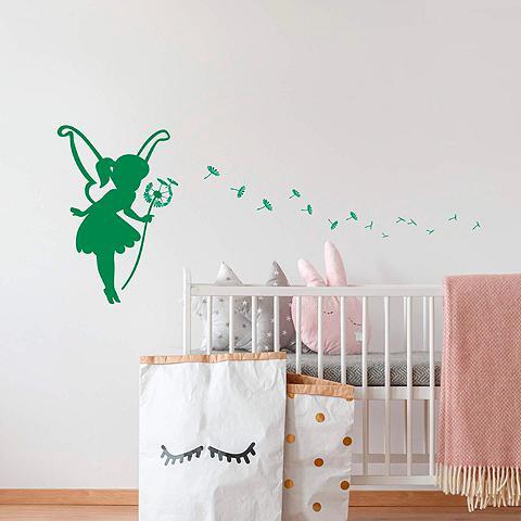 Wall-Art Wandtattoo »Wünsch dir was«