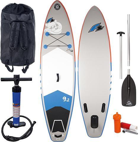 F2 Inflatable SUP-Board » I-SUP Pirate Ki...