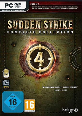 KALYPSO Sudden Strike 4: Complete Collection P...