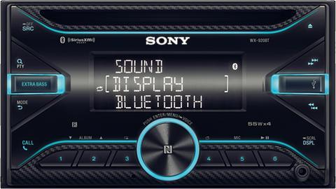 SONY Auto magnetola »WX-920BT«
