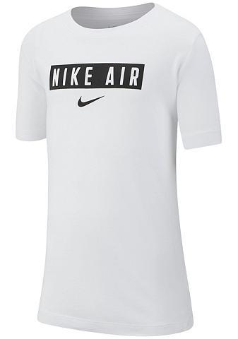 NIKE SPORTSWEAR Marškinėliai »BOYS Marškinėliai NIKE A...