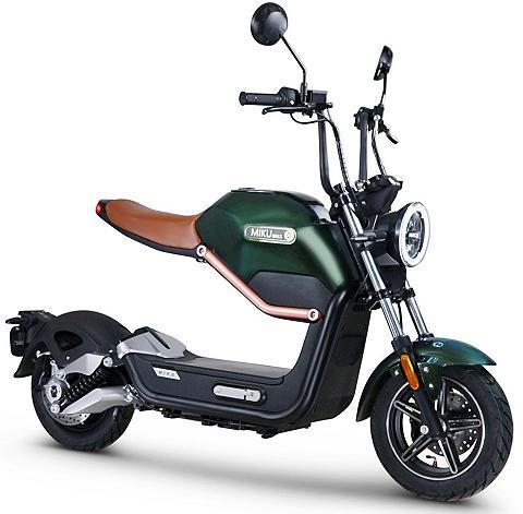 Miku Max E-Motorroller »ORIGINAL « 800 W 45 km/...