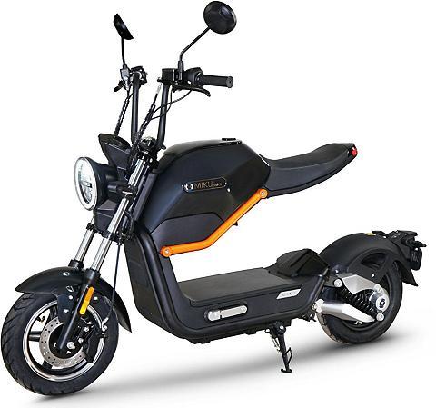 MIKU MAX E-Motorroller »ORIGINAL « 800 Watt 45 ...