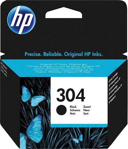 HP » 304 Druckerpatrone schwarz« Rašalo k...