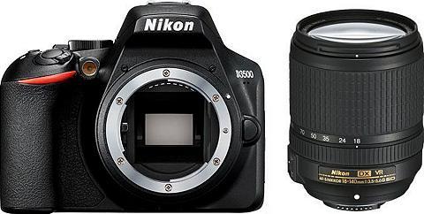 Nikon »D3500 Kit AF-S DX 18-140mm VR« Spiege...
