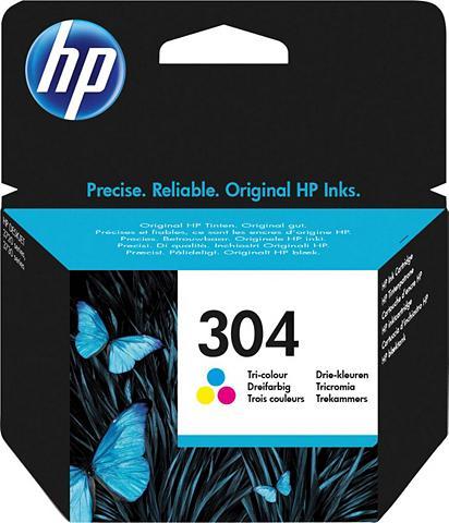 HP » 304 Druckerpatrone color« Tintenpatr...
