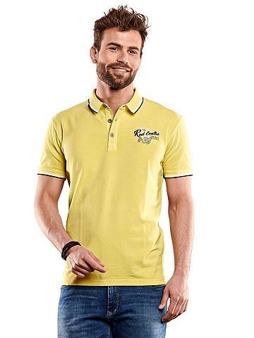 ENGBERS Siuvinėtas Polo marškinėliai