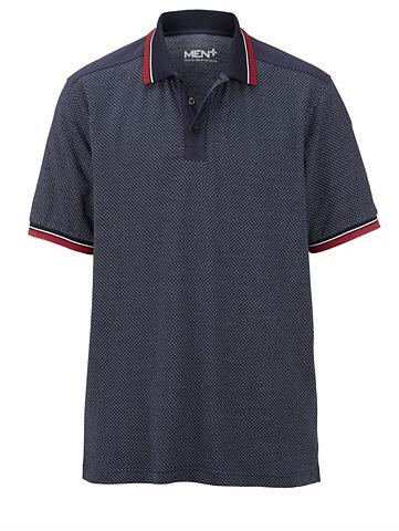 MEN PLUS BY HAPPY SIZE Polo marškinėliai