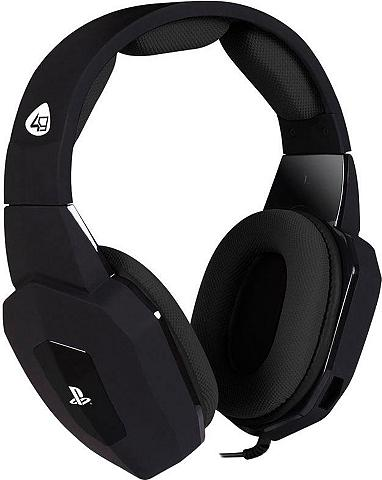4Gamers »PRO4-80 Stereo« Gaming-Headset