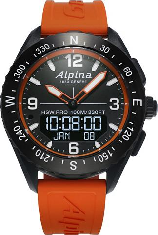 ALPINA WATCHES Alpina Laikrodis Connected Watch »Alpi...