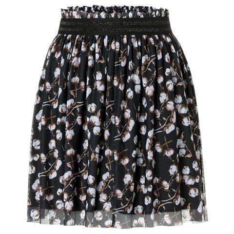 ONE MORE STORY Permatomas sijonas