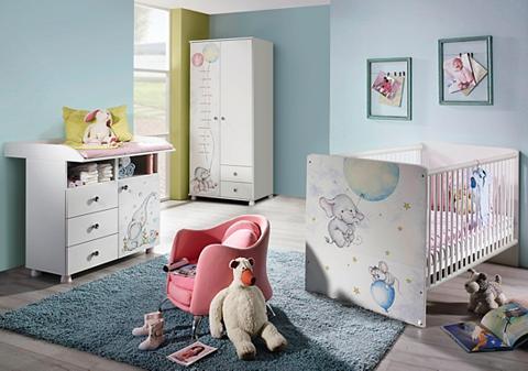 Babyzimmer-Komplettset »Vancouver« (Se...