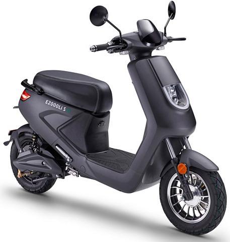Luxxon E-Motorroller »E2000LI S 45 km/h« 45 k...