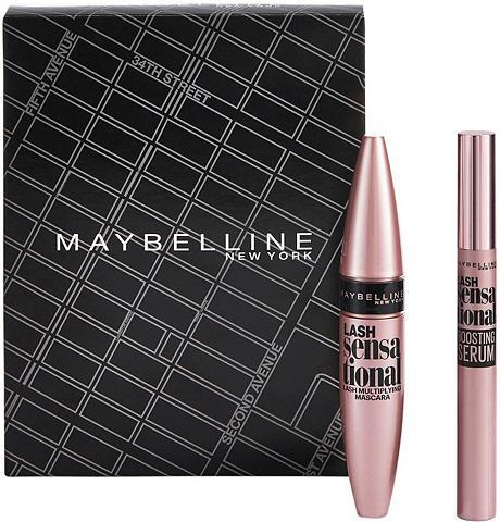 MAYBELLINE NEW YORK Augen-Make-Up-Set »Lash Sensational Ma...