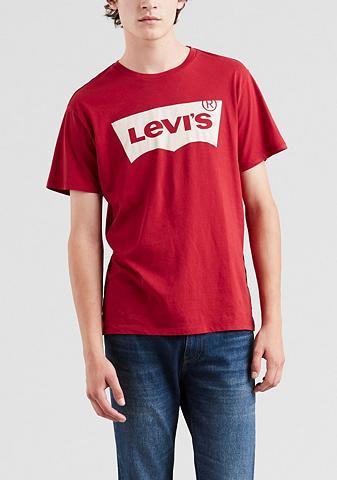 LEVI'S ® Marškinėliai »Batwing Logo Tee«