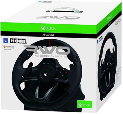 »Racing Wheel Xbox One: Over Drive« Ga...