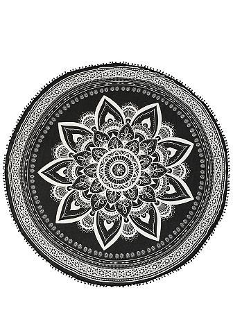 CAPELLI NEW YORK Pležinė skara »mit Mandala-Muster«