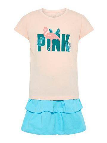 NAME IT Marškinėliai ir Sijonas