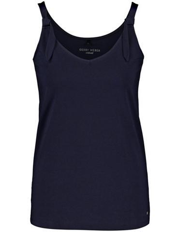 GERRY WEBER Marškinėliai be rankovių trikotažinis ...