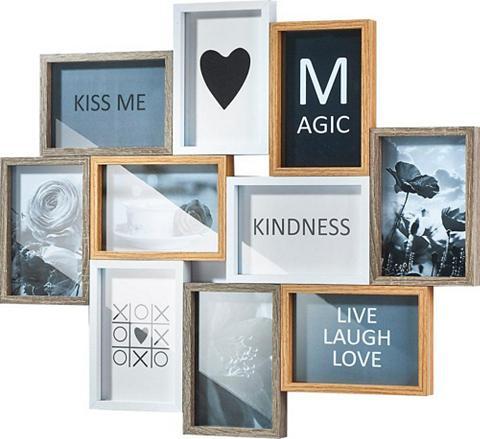 locker Bilder-Collage »HEART«