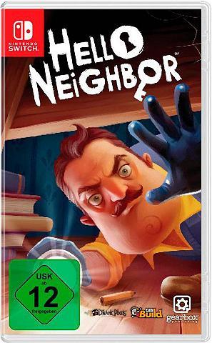 U&I Entertainment Hello Neighbor Nintendo Switch