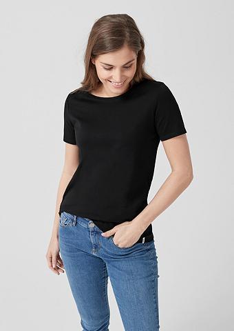 TRIANGLE Marškinėliai in Unicolor