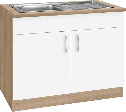 WIHO KÜCHEN WIHO Küchen pastatoma virtuvės spintel...