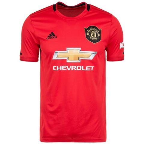 ADIDAS PERFORMANCE Marškinėliai »Manchester United 19/20 ...
