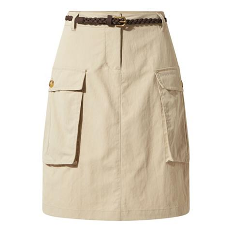 CRAGHOPPERS Sijonas su kišenėmis »Damen NosiLife S...