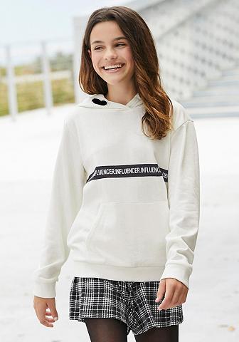 ARIZONA Sportinis megztinis su gobtuvu »INFLUE...