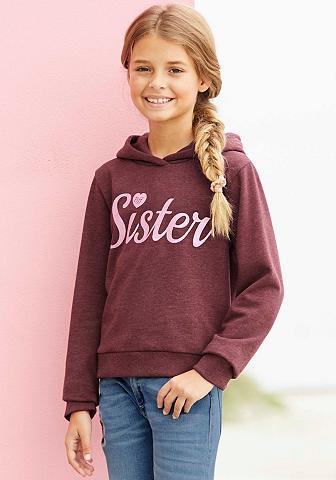 ARIZONA Sportinis megztinis su gobtuvu »SISTER...