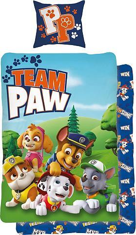 PAW PATROL Vaikiška patalynė »Team Paw«
