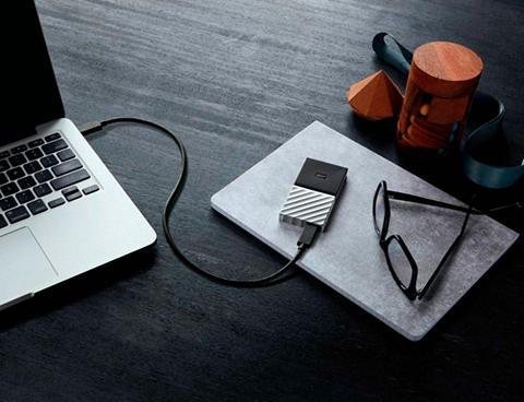 WESTERN DIGITAL »MY PASSPORT?« SSD-kietasis diskas (US...