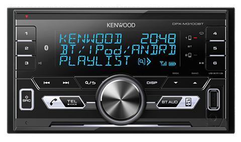 KENWOOD Auto magnetola »DPX-M3100BT«