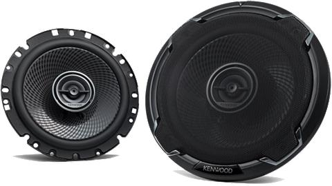 KENWOOD Automobilių garso kolonėlės »KFCPS1796...