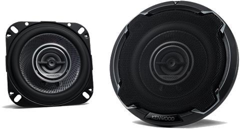 KENWOOD Auto-Lautsprechersystem »KFCPS1096«