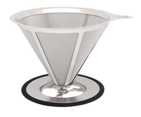 LEOPOLD VIENNA Kavos filtras »Kaffeefilter 3-4 Puodel...