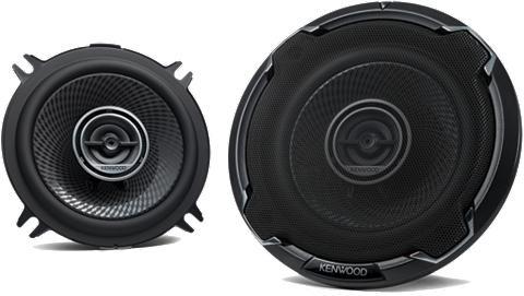 KENWOOD Auto-Lautsprechersystem »KFCPS1396«