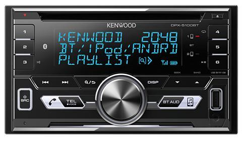 KENWOOD Auto magnetola »DPX-5100BT«