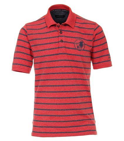 CASAMODA Polo marškinėliai »gemustert«