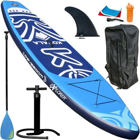 EXPLORER Inflatable SUP-Board » KOHALA SUP 320 ...