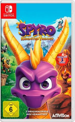 Activision Spyro Reignited Trilogy Nintendo Switc...