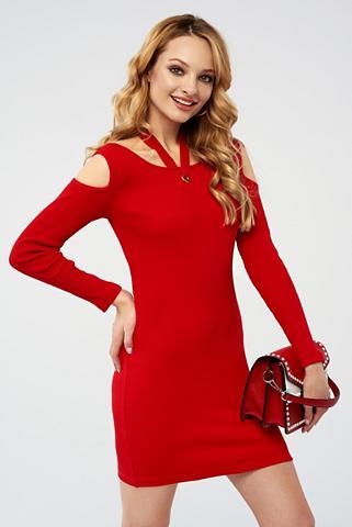 SUGARFREE Suknelė su puošnus Cut-Outs