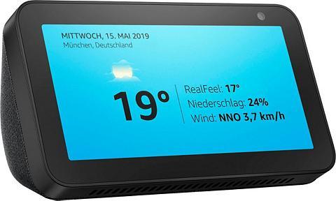 Echo Show 5 Bluetooth-Lautsprecher (WLAN (W...