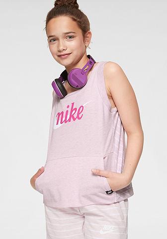 NIKE SPORTSWEAR Marškinėliai be rankovių »GIRLS TANK«