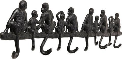 KARE Prieškambario kabykla »Monkey Family«
