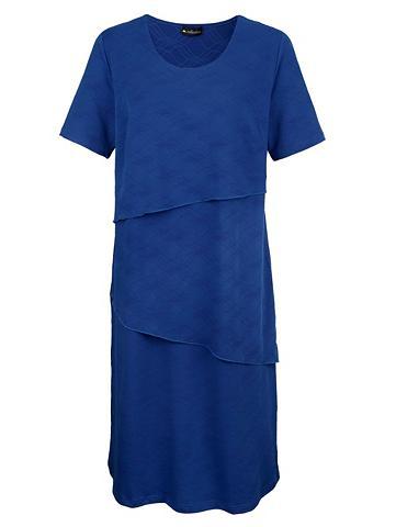 M. COLLECTION Suknelė iš strukturiertem Jerseystoff
