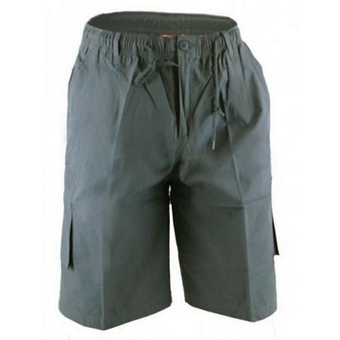 DUKE CLOTHING Kišenėti šortai Vyriškas kišenėti šort...