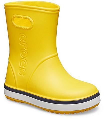 Crocs »Crocband Rain batai Kids« guminiai ba...